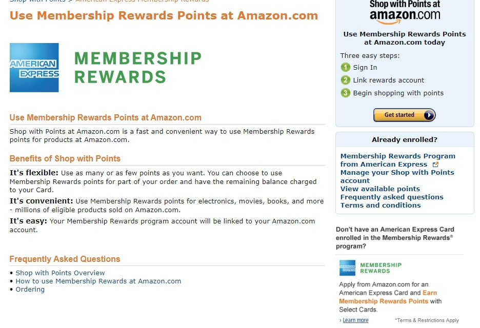 Amazon $133 off $133+ Purchase using (13 MR) American Express