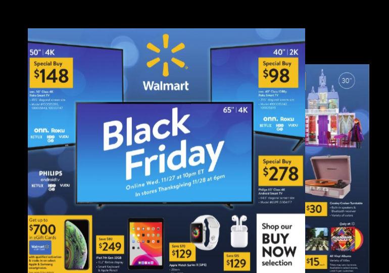 Walmart Cyber Monday Online Holiday Deals Live Updates Intelligent Offers